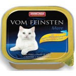 83306 Animonda VOM FEINSTEN Adult кон. д/кошек с курицей и морепродуктами 100гр*32