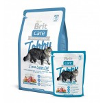 Brit Care Cat Tobby для кошек крупных пород  400гр