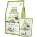 Brit Care Cat Angel Delighted Senior для пожилых кошек  400гр