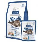 Brit Care Cat Monty I'm Living Indoor  для кошек живущих в помещении 400гр