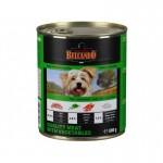 *БЕЛЬКАНДО кон.д/собак Мясо с овощами 800гр*12