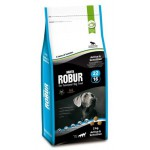 14423 BOZITA ROBUR 22/16 сухой корм с мясом Лося для чувствительных и активных собак 2кг*4