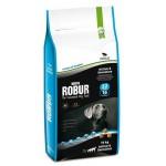 14441 BOZITA ROBUR 22/16 сухой корм с мясом Лося для чувствительных и активных собак 15кг