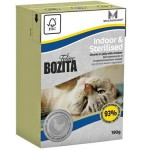 2162 BOZITA Tetra Pak Funktion Indoor&Sterilised кусочки Курицы в желе для домашних и стерилизованых кошек 190гр*16