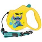 Disney WD1005 Поводок-Рулетка Stitch S (3м до 12кг)