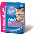 81296103 ЕУКАНУБА Диета д/кошек Оксалат Уринари при МКБ болезни оксалатного типа 1,5кг*4