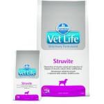25371 FARMINA Vet Life STRUVITE диета для собак лечение и профилактика МКБ струвитных уролитов 12кг