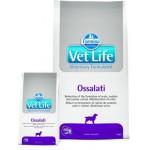 25234 FARMINA Vet Life OSSALATI диета для собак при МКБ оксалаты, ураты и цистины 2кг