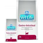 25197 FARMINA Vet Life GASTRO-INTESTINAL диета для кошек при нарушениях пищеварения 0,4кг