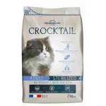 Flatazor Crocktail STERILISE et/ou LIGHT с курицей - 10кг сухой корм для кастрированных и/или кошек с избыточным весом