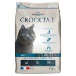 Flatazor Crocktail  STERILISE et/ou LIGHT  с рыбой - 10кг сухой корм для кастрированных и/или кошек с избыточным весом