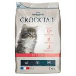 Flatazor Crocktail KITTEN 2кг - сухой корм для котят в возрасте от отъема до 12 месяцев