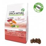 Unico Maxi - (оленина, рис и морковь) корм для средних, крупных и гигантских пород собак, для всех возрастов 12кг