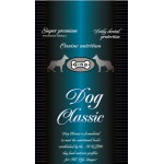 GINA (Джина) Dog Classic Корм для собак - 18кг (мешок)