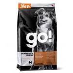 GO! NATURAL SENSITIVITY + SHINE Venison Recipe DF беззерновой д/щенков и собак со свежей олениной для чувств. пищеварения - 230гр