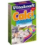 25067 Витакрафт CALCI FIT Камень для шиншилл таблетками  85г  *12
