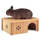 84646099 Ферпласт Деревянный домик SIN 4646 для кроликов/2