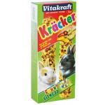 10626/61284 Витакрафт Крекеры для кроликов ореховые 2шт*10