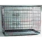 I.P.T.S. 715775 Клетка для собак стальная 121*78*84см