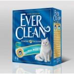 EVER CLEAN Aqua Breeze Наполнитель для кошек с ароматом Морского бриза 10кг