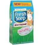 Fresh Step - впитывающий наполнитель с тройным контролем запахов - 9.52кг