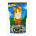 Fresh Step - впитывающий наполнитель с тройным контролем запахов - 3,17кг