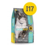 83092 Nutram Ideal Indoor Shedding Cat корм сух. д/привередливых кошек живущих в помещениях 1,8кг