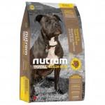 83492 Nutram Total Grain-Free T25 Нутрам беззерновой корм для собак Лосось, форель 2,72кг
