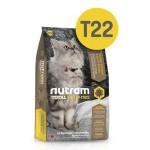 82754 Nutram Total Беззерновой  корм сух. д/кошек индейка, курица, утка 1,8кг