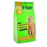Pronature Пронатюр 28 сухой Корм для Взрослых кошек цыплен350гр