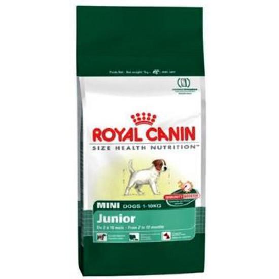 Корм royal canin mini junior 17 кг