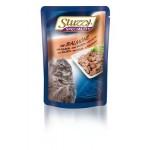 131.2505 STUZZY SPECIALITY CAT конс.д./кошек с Лососем 100гр*24 (пауч)