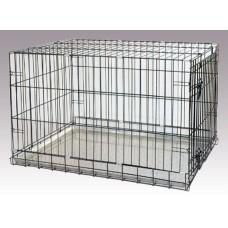 004-К Yongli ТРИОЛ Клетка для животных крашеная (эмаль) 91,5*56*63,5см