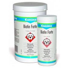 CANINA Biotin Forte  (Биотин форте) (таблетки)  -200г